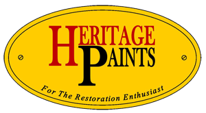 Heritage Paints